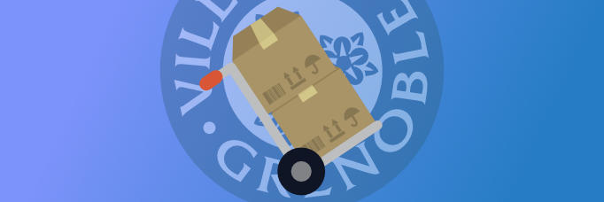 Comment recevoir une livraison de courses sur Grenoble?